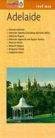 Penguin Road Map: Adelaide by Various