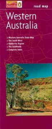 Penguin Road Map: Western Australia by Various