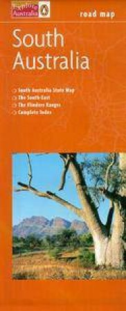 Penguin Road Map: South Australia by Various