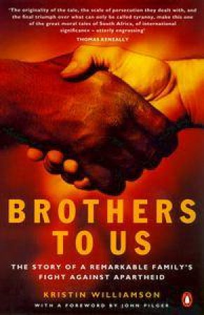 Brothers To Us: The Watson Brothers by Kristin Williamson