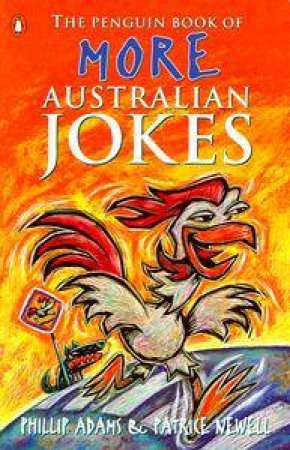 The Penguin Book Of More Australian Jokes by Phillip Adams