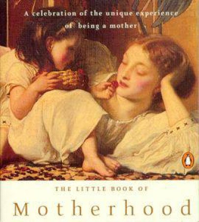 Little Book Of Motherhood by Anon