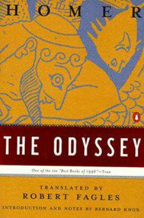 The Odyssey - Deluxe Trade Edition by Homer