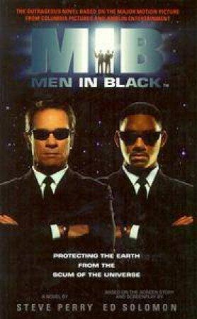 Men In Black by Steve Perry