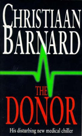 The Donor by Christiaan Barnard