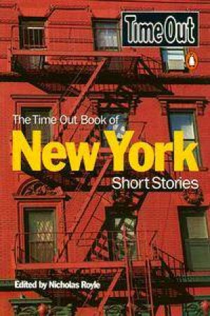 Time Out Book Of New York Short Stories by Various