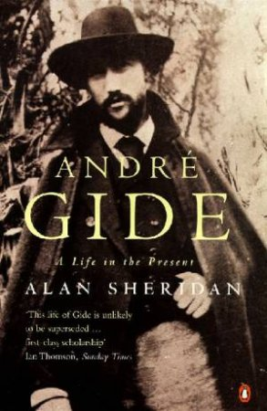 Andre Gide by Alan Sheridan
