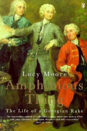 Amphibious Thing by Lucy Moore