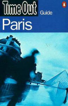 Time Out Guide To Paris by Various