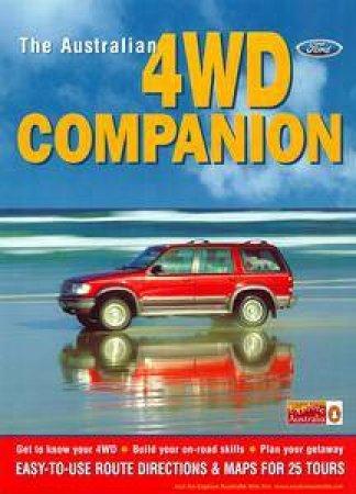 Australian Four-Wheel Drive Companion by Various