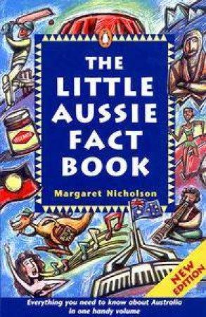 The Little Aussie Fact Book by Margaret Nicholson