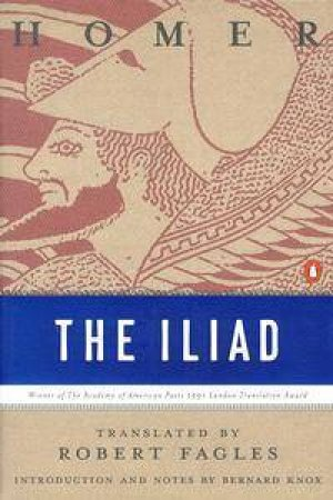 Iliad - Deluxe Trade Edition by Homer
