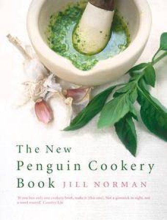 New Penguin Cookery Book by Jill Norman