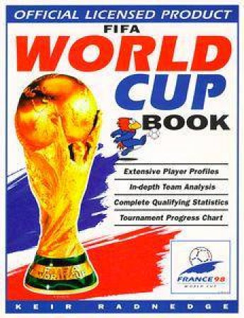 FIFA World Cup Book by Keir Radnedge
