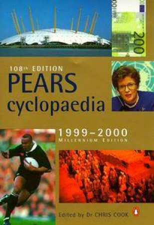 Pears Cyclopaedia 1999-2000 by Chris Cook