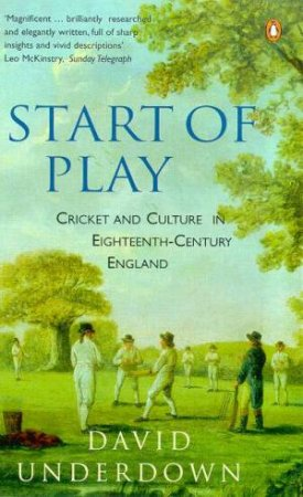 Start Of Play by David Underdown