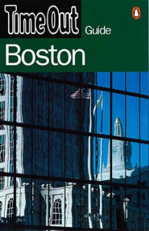 Time Out Guide To Boston by Various