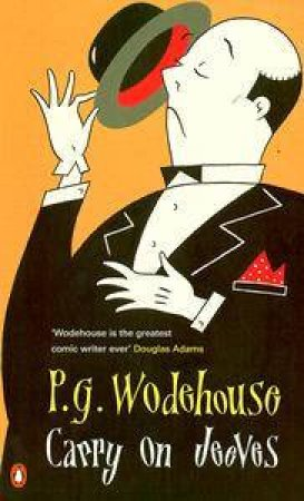 Carry On, Jeeves by P G Wodehouse
