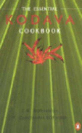 The Essential Kodava Cookbook by C B Muthamma