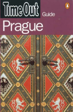 Time Out Guide To Prague by Various