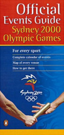 Official Events Guide - Sydney 2000 Olympic Games by Various