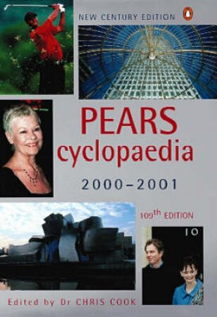 Pears Cyclopaedia 2000-2001 by Chris Cook