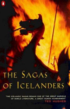 The Sagas Of Icelanders: A Selection by Leifur Eiricksson