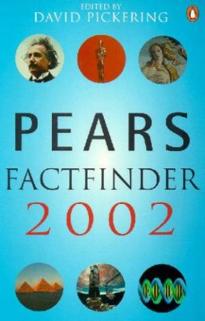 Pears Factfinder 2002 by David Pickering