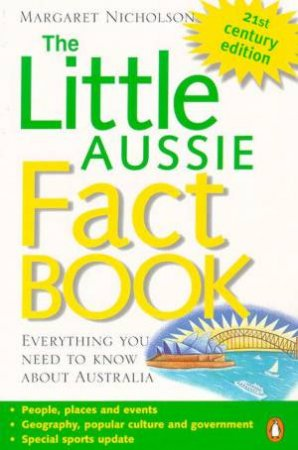 The Little Aussie Fact Book by Margaret Nicholson
