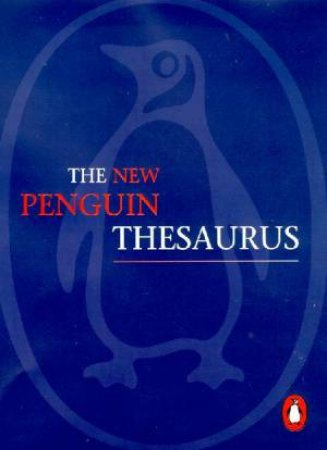 The New Penguin Thesaurus by Rosalind Fergusson