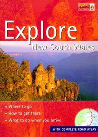 Explore New South Wales by Penguin Cartographic