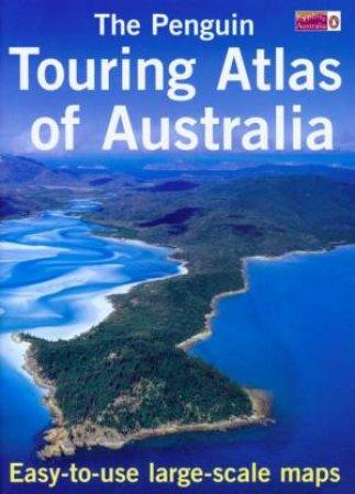 Penguin Touring Atlas Of Australia 2000 by Viking Australia