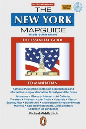 The New York Map Guide by Michael Middleditch