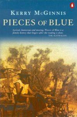 Pieces Of Blue by Kerry McGinnis
