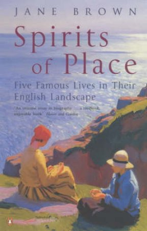 Spirits Of Place by Jane Brown