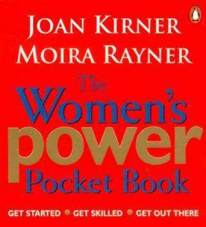The Women's Power Pocket Book by Joan Kirner & Moira Rayner