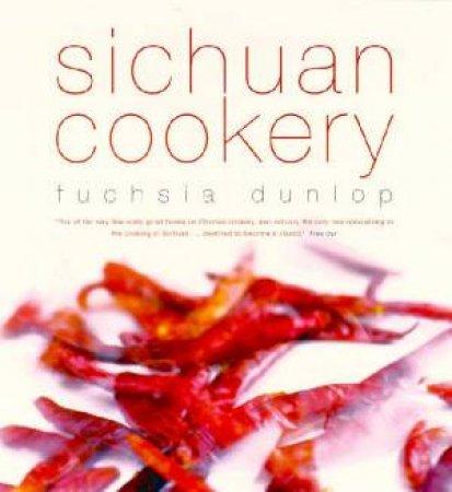 Sichuan Cookbook by Fuchsia Dunlop