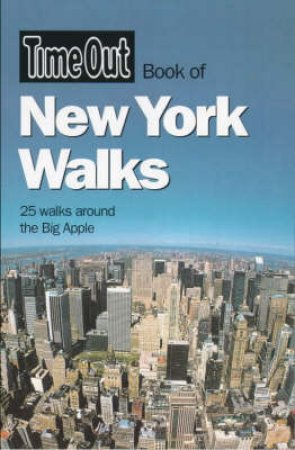 Time Out Book Of New York -  Walks by Various