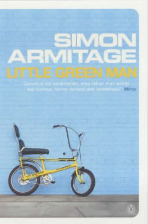 Little Green Man by Simon Armitage