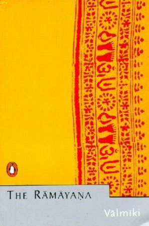 The Ramayana by Valmiki