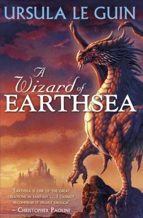 Earthsea: A Wizard Of Earthsea by Ursula Le Guin