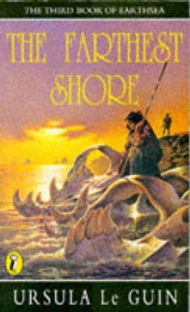 The Farthest Shore by Ursula Le Guin