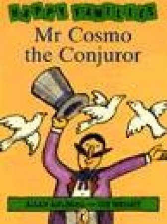 Happy Families: Mr Cosmo The Conjuror by Allan Ahlberg