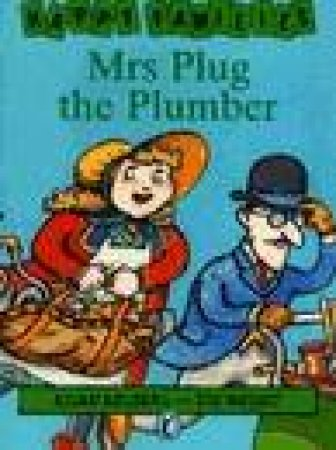 Happy Families: Mrs Plug The Plumber by Allan Ahlberg