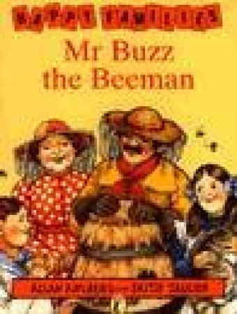 Happy Families: Mr Buzz The Beeman by Allan Ahlberg
