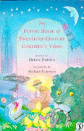 The Puffin Book of Twentieth Century Verse by Brian Patten