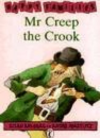 Happy Families: Mr Creep The Crook by Allan Ahlberg
