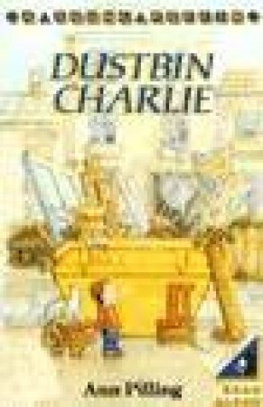 Young Puffin: Dustbin Charlie by Ann Pilling