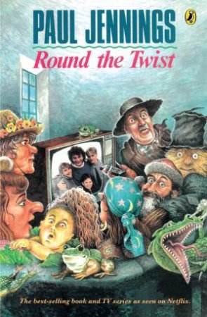 Round the Twist by Paul Jennings
