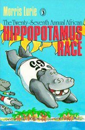 Twenty-Seventh Annual African Hippopotamus Race by Morris Lurie